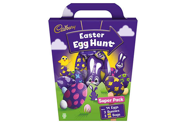 Cadbury East Egg Hunt Pack